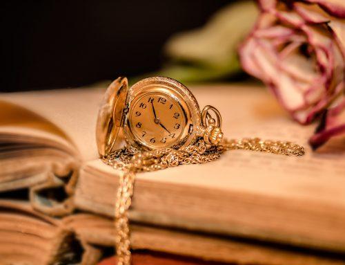 Zeit verwandelt nicht – sie entfaltet!